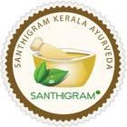 Graphic Design Конкурсная работа №130 для Logo Design for Santhigram Kerala Ayurveda