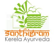 Graphic Design Конкурсная работа №8 для Logo Design for Santhigram Kerala Ayurveda