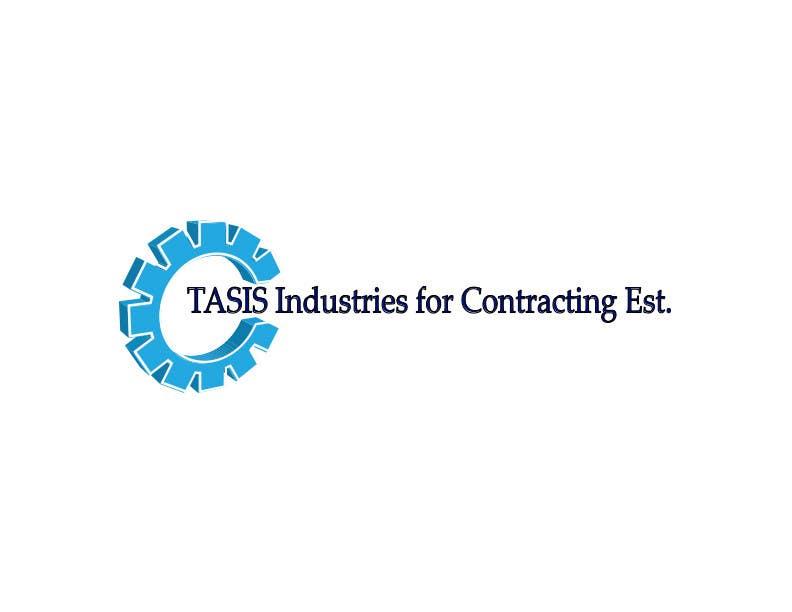 #34 for Logo Design for Contracting Establishment by tvillaverde