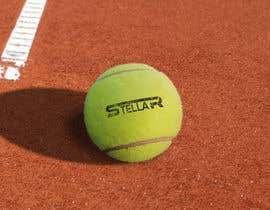 #1 for Logo design for a tennis ball by shar1990