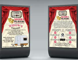 #16 untuk Design an  Drama Show poster/ Flyer Advertisement oleh khaledalmanse