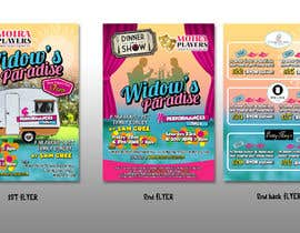 #26 untuk Design an  Drama Show poster/ Flyer Advertisement oleh ericzgalang