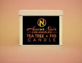#25 for Label for a candle af JohnDigiTech