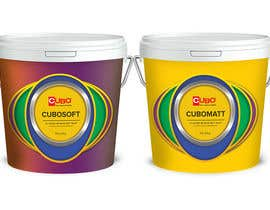 #55 for Create Print and Packaging Designs for paint can by Sholix