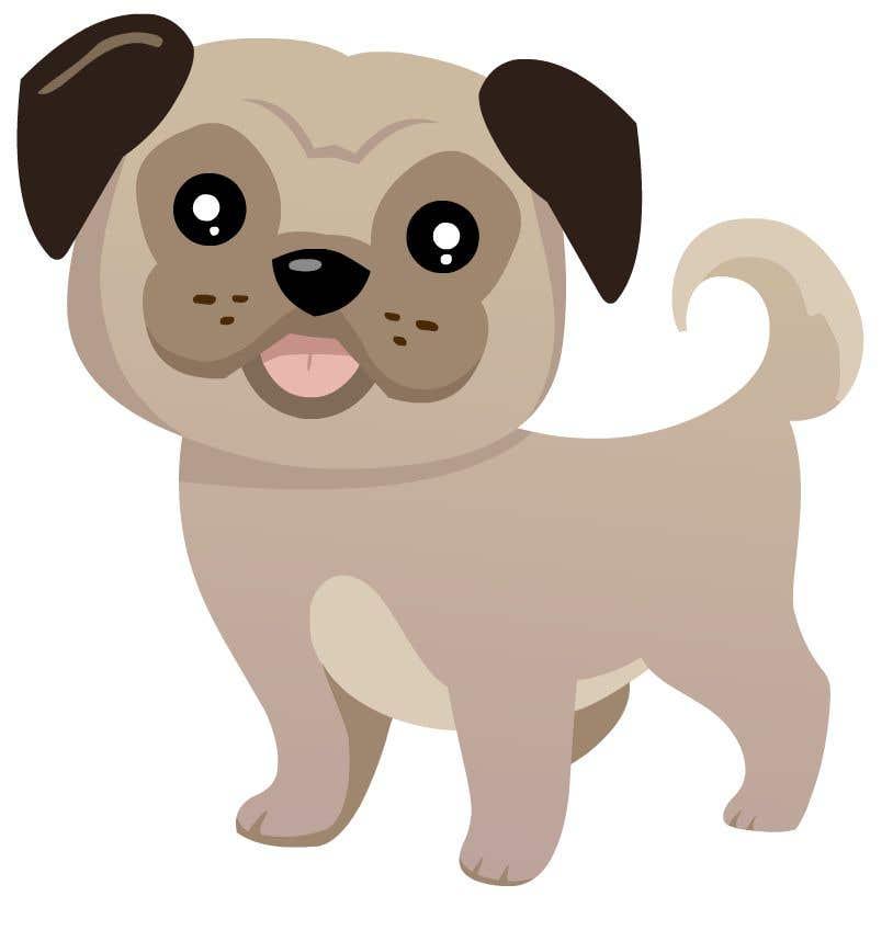 Entry 24 By Gh30rgh3 For Cartoon Dog Drawing Freelancer