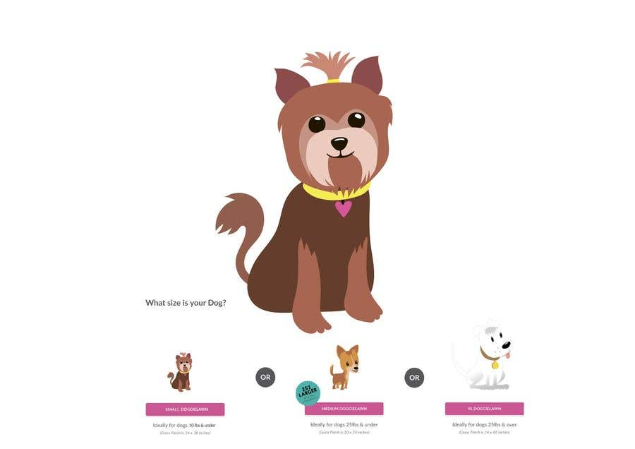 Entry 73 By Juliasha777 For Cartoon Dog Drawing Freelancer