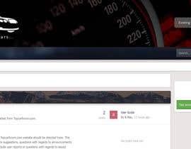 #21 per Design a logo for Topcarforum.com da jeevanmalra