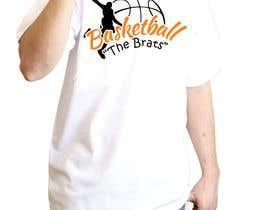 """#14 for I need a logo designed. Kids basketball team under 8years  called """"The Brats""""   Something that can go across the shoulders on the back of a tshirt by azmantony74"""