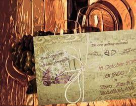 Nro 6 kilpailuun Wedding Invite käyttäjältä ithanlara