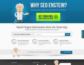 #13 para Graphic Design for SEO Einstein por numszky