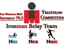 #8 for Ironman Relay Team af ahmedsaeed3209