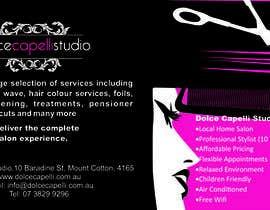 #71 for Design a Flyer for Hair Salon af segraphic