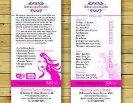 #2 for Design a Flyer for Hair Salon af dzynmax