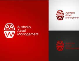 #595 for Logo Design for Australia Asset Management af mdimitris