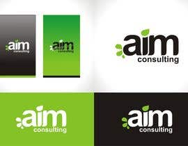 #90 для Graphic Design for AIM Consulting (Logo Design) от Qomar