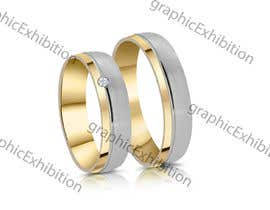 #145 for Retouching / Illustrate Wedding Rings  (LONG TERM WORKSHIP up to 13$ per Image) -- 2 by graphicExhibitio