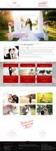 Imej kecil Penyertaan Peraduan #                                                5                                              untuk                                                 Wedding design - one page template