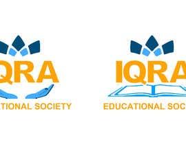 naguib446 tarafından The society name IQRA Educational Society should appear in the logo. The logo should symbolically represent the services of the society için no 1