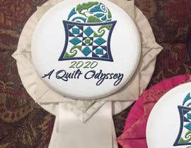 #119 for 2020: A Quilt Odyssey show branding by AnaGocheva