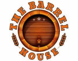 #58 untuk The Barrel House Logo oleh tlacandalo