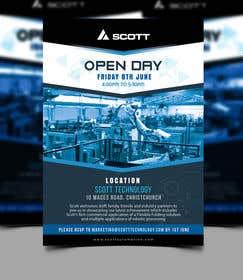 Gambar                             Design us an Open Day Invitation
