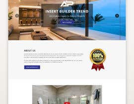 nº 34 pour Design Home page for a Website (PSD) - Urgent par yasirmehmood490