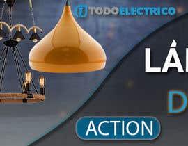 #29 untuk Diseñar un banner para slider imágenes lámparas oleh rakibprodip430