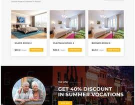 #4 для Design & Build a fresh new responsive website for holiday accommodation. від RedstoneIT