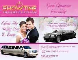#20 cho Design a Flyer for Wedding Transportation Company bởi nadiashams