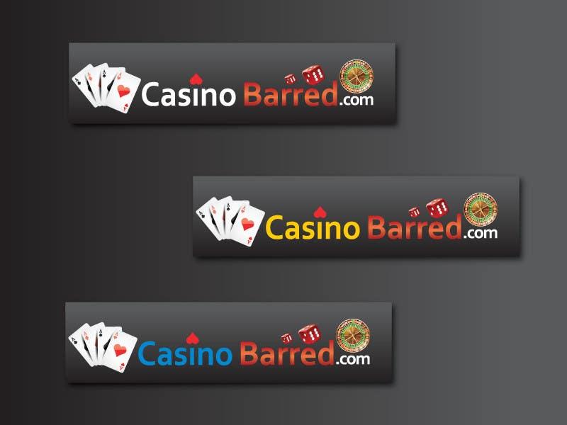 Penyertaan Peraduan #                                        21                                      untuk                                         Design a Logo for casinobarred.com