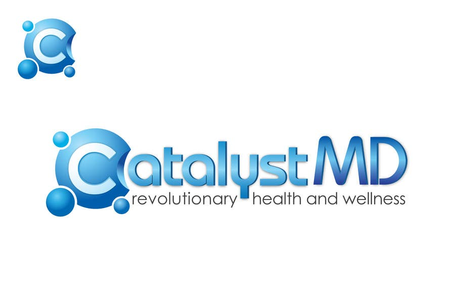 #269 for Logo Design for CatalystMD, Revolutionary Health and Wellness. by Hasanath