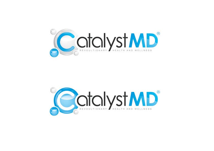 #203 for Logo Design for CatalystMD, Revolutionary Health and Wellness. by pixel11
