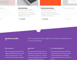nº 9 pour Wordpress template based building a website - 15/05/2018 16:07 EDT par iitsolutions