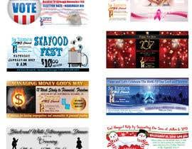 #1 untuk Website Banners on regular basis oleh barbaralemme