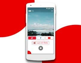 #7 for FAN Live App Design by ahmedhanyelgamal