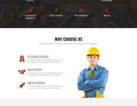 #41 for BUILD A SIMPLE, 5-PAGE WEBSITE FOR ELECTRICAL CONTRACTOR by yasirmehmood490