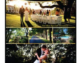 #34 for Graphic Design for MARKETING BROCHURE -Blueberry Hill Estate- Wedding Specific -Media Kit for print af unidot