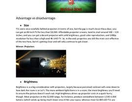 "#5 for Write an article titled ""Should I Buy A TV Or Projector To Watch The World Cup 2018?"" by soikat1869"