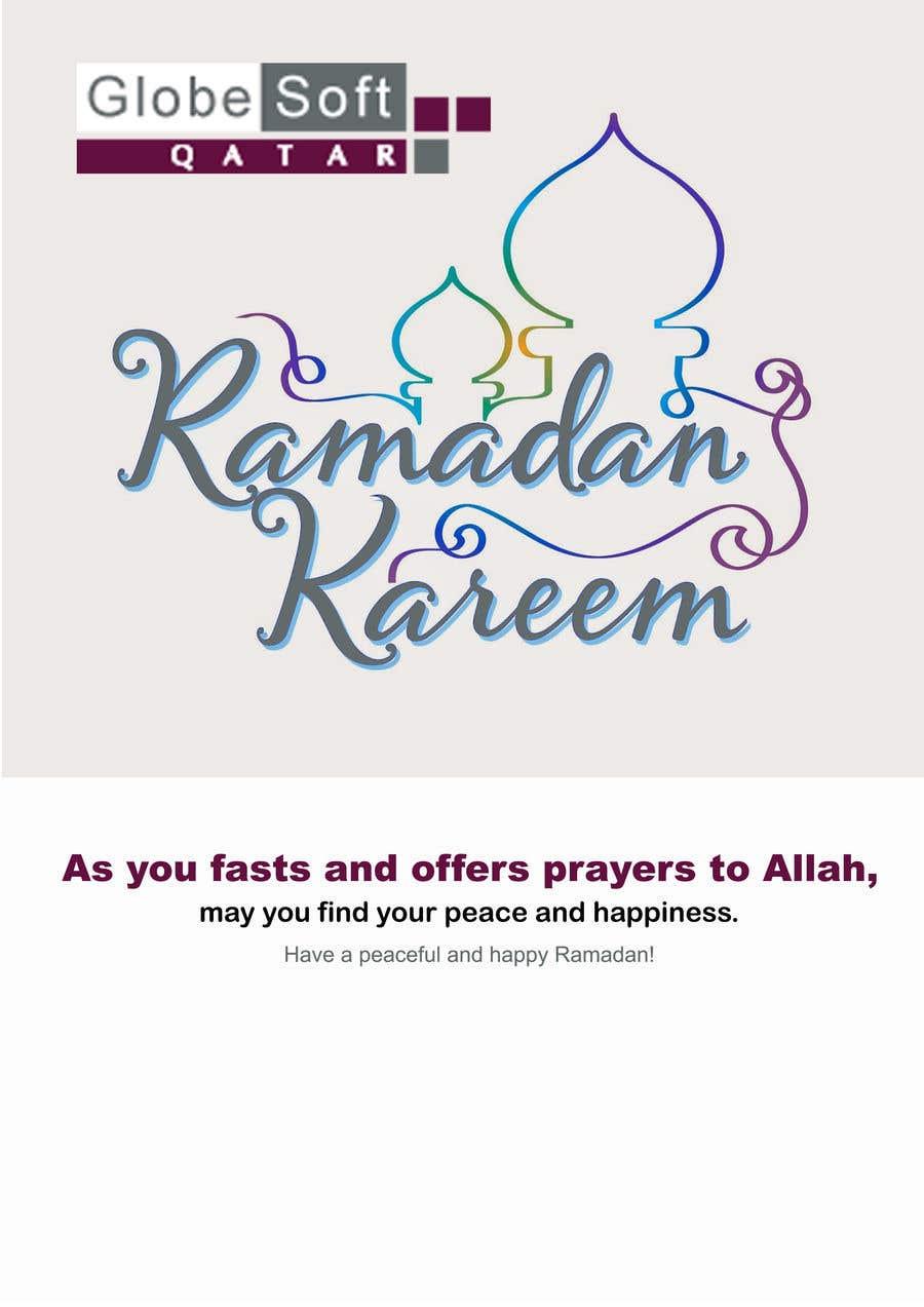 Entry 10 By Mstfarjana54 For Create A Ramadan Kareem Greeting