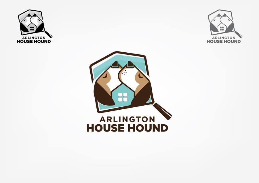 Contest Entry #11 for Logo Design for Arlington House Hound