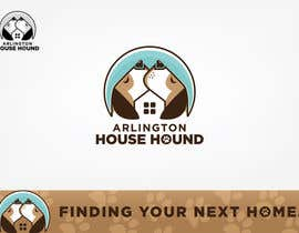 #8 para Logo Design for Arlington House Hound por Sevenbros