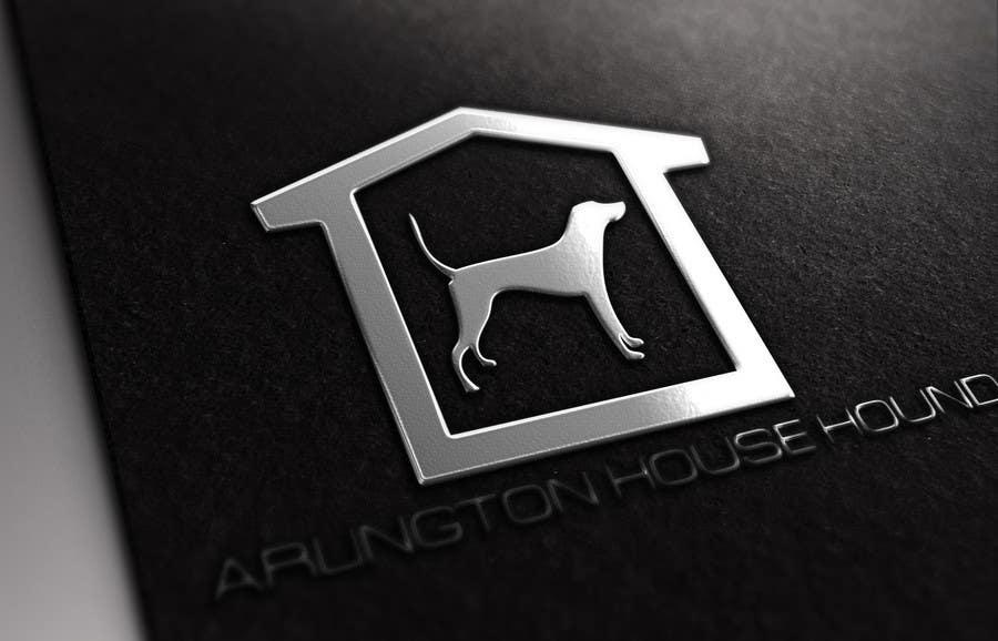 Bài tham dự cuộc thi #                                        48                                      cho                                         Logo Design for Arlington House Hound
