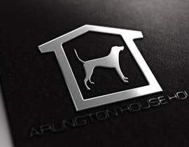 #48 para Logo Design for Arlington House Hound por russrox