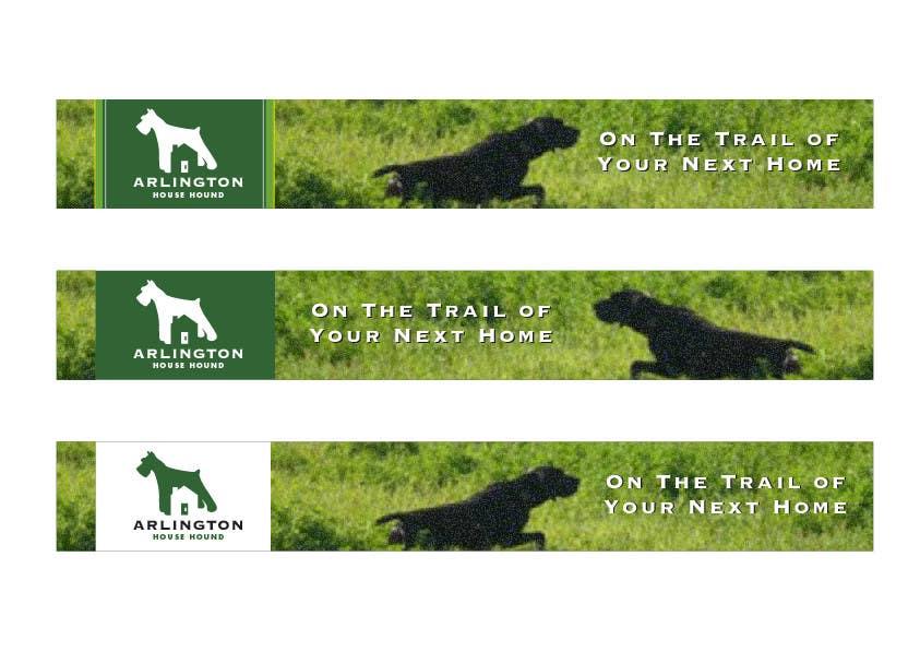 Bài tham dự cuộc thi #                                        34                                      cho                                         Logo Design for Arlington House Hound