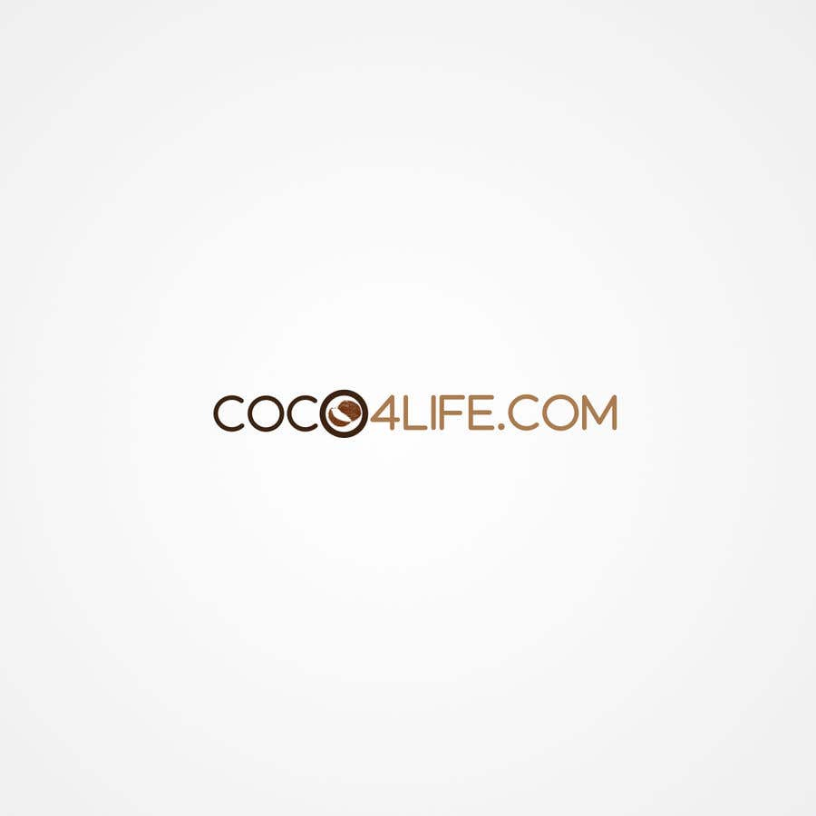 Contest Entry #1 for Create Logo for coco4life , will award and pay in next 1 hour
