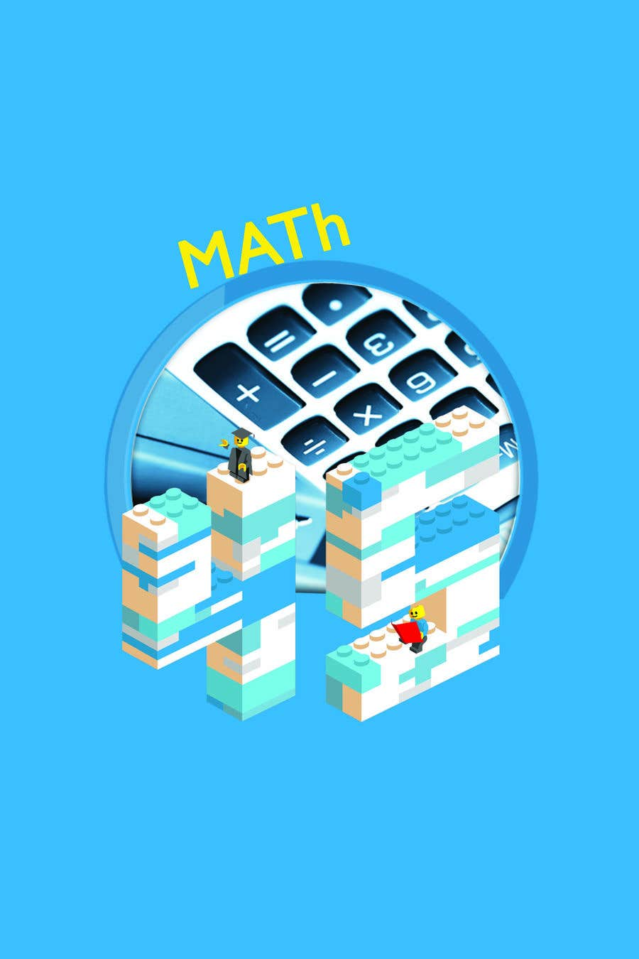 entry #22 by rifatcreativity for design a graphic for a math book