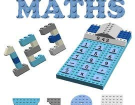 #13 для DESIGN A GRAPHIC FOR A MATH BOOK COVER от markmorg13