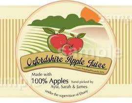 #4 untuk Homemade apple juice oleh RedrawMaster