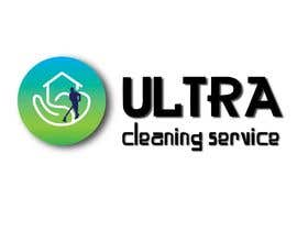 #33 for Design a Logo for Ultra Cleaning Services by MezbaulHoque