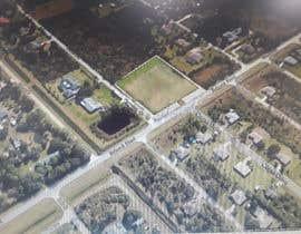 Nro 12 kilpailuun Illustrate  Extension of a road into a property käyttäjältä palashbdlive